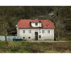 Prodej domu  u řeky v Českém Krumlově