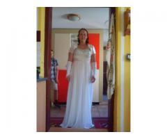 Svatební nebo plesové šaty