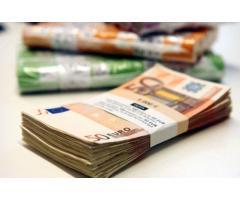 Rýchle financovanie od 5000 € do 1000000 €